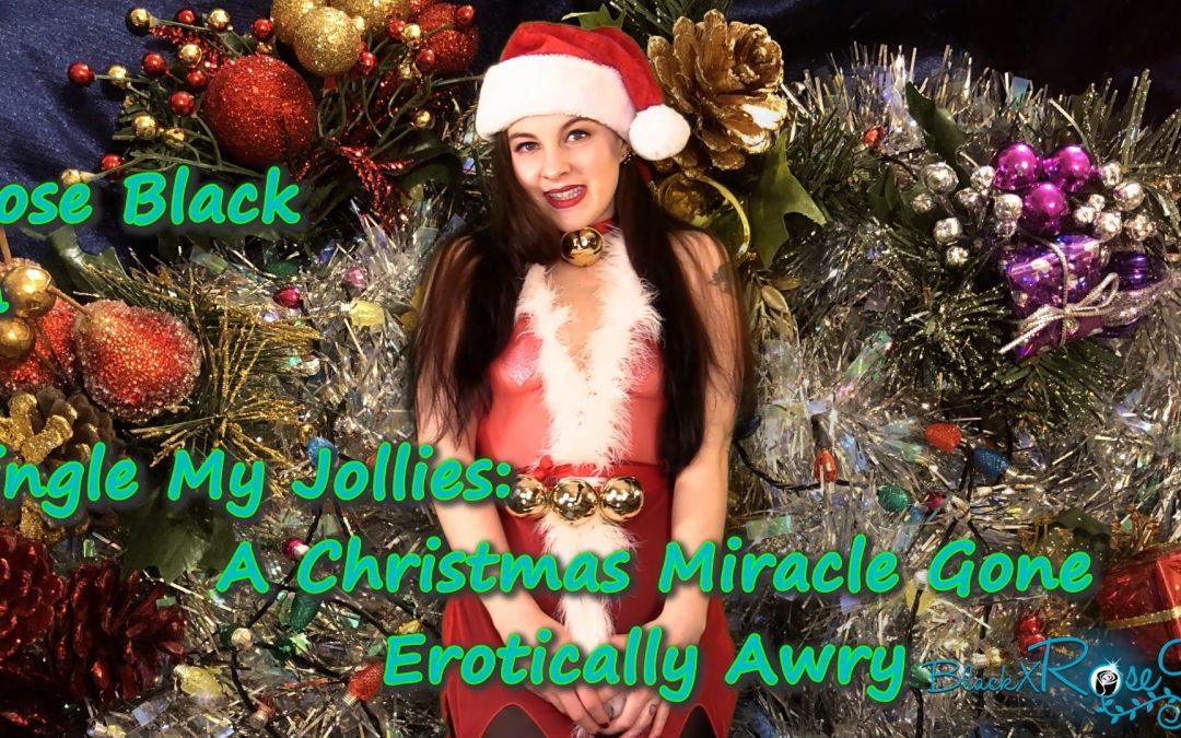 Jingle My Jollies: A Christmas Miracle Gone Erotically Awry
