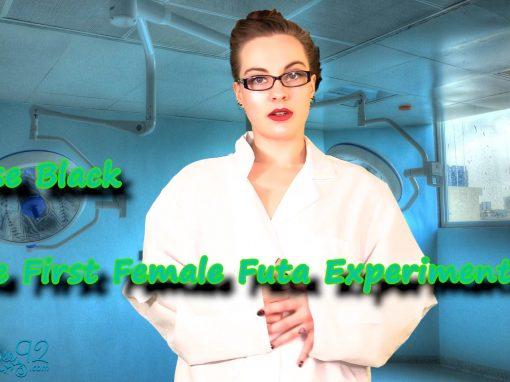 The First Female Futa Experiments
