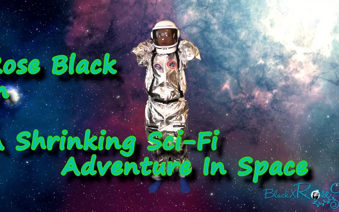 A Shrinking SciFi Adventure In Space