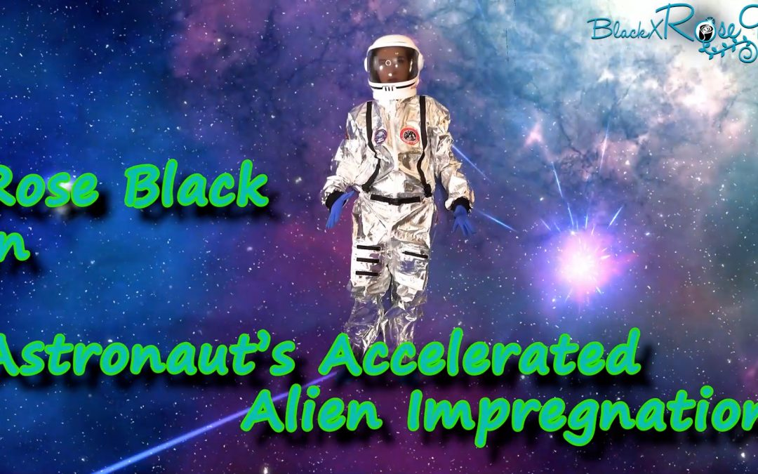 Astronaut's Accelerated Alien Impregnation